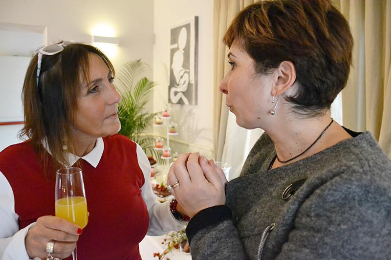 Pistoia wedding open day: Beatrice e Angela
