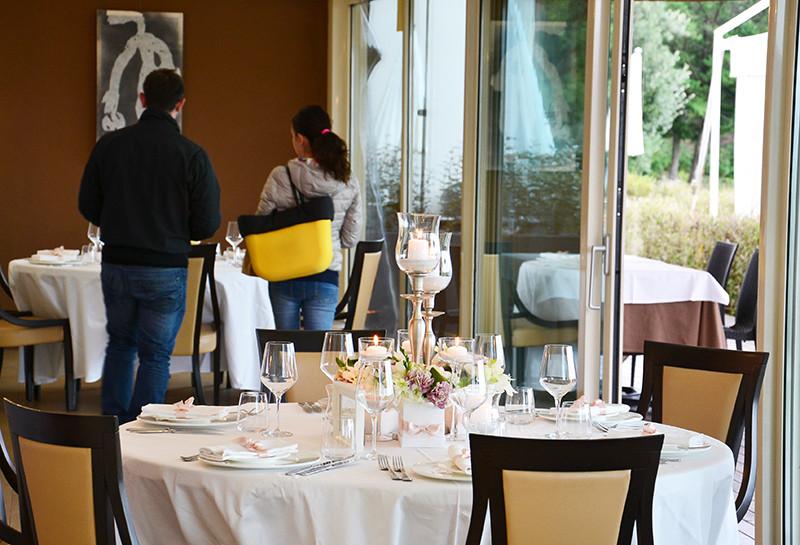 Pistoia wedding open day nel ristorante La Veranda di Villa Giorgia