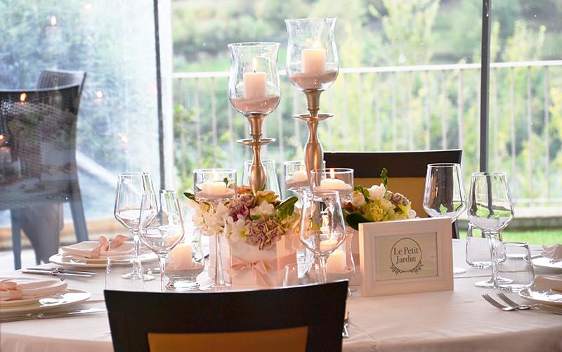 pranzo matrimonio a Villa Giorgia, Pistoia
