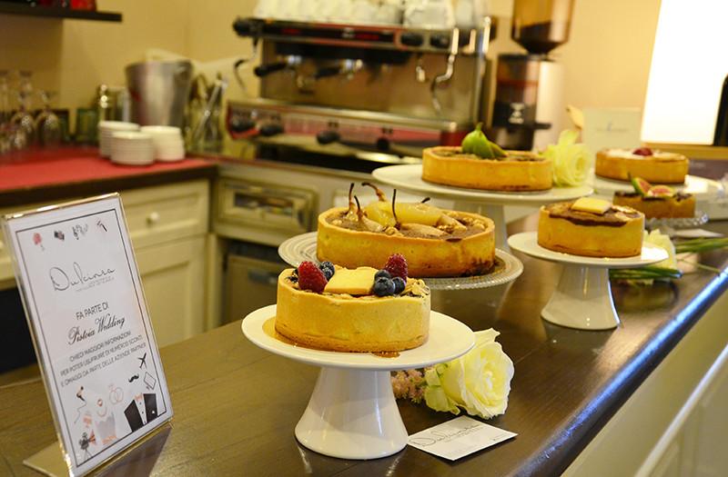 Pistoia wedding open day: le torte rustiche di Dulcinea