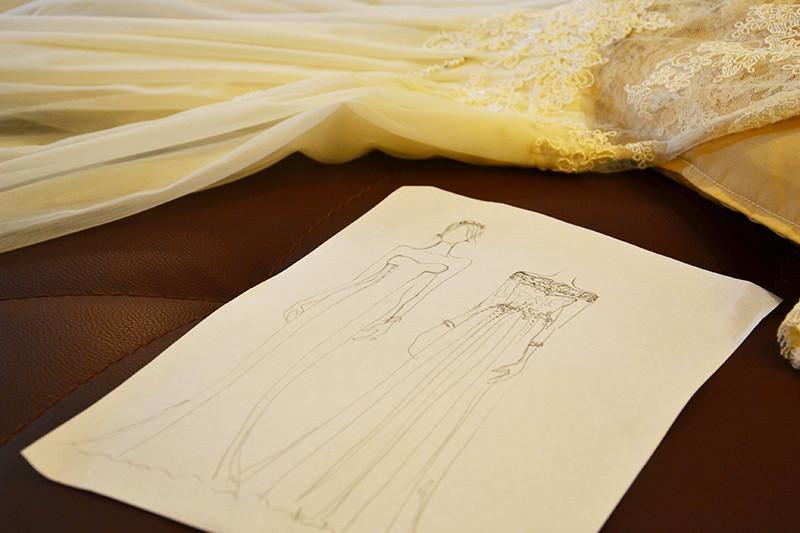 Pistoia wedding open day: abito da sposa Daisy & co.