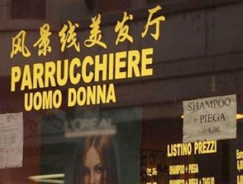 Parrucchieri cinesi per acconciatura di matrimonio? Fatto!