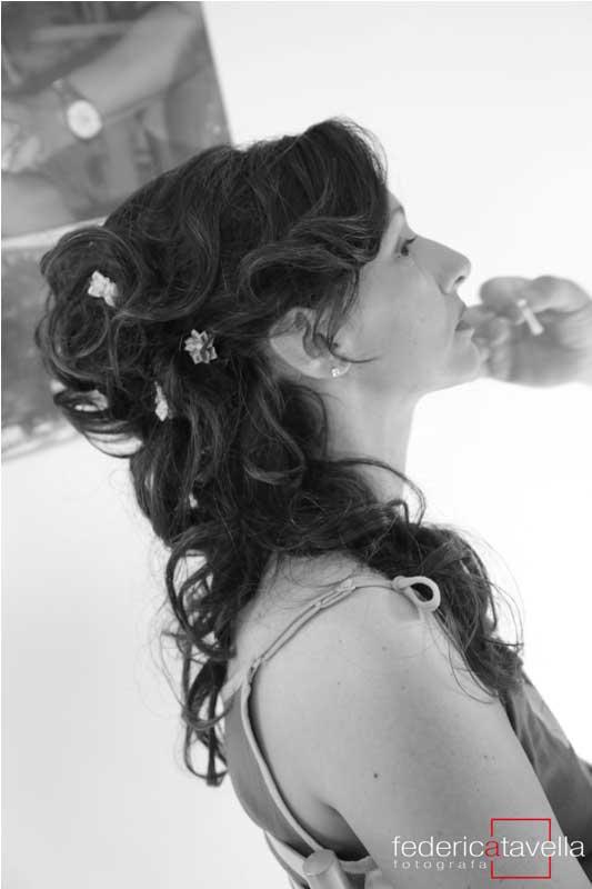 acconciature da sposa capelli lunghi semiraccolti