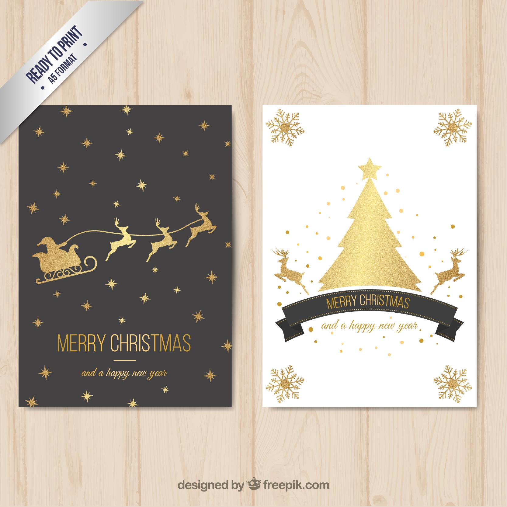 Biglietti Per Regali Di Natale Da Stampare.3 Biglietti Auguri Di Natale Da Stampare Gratis Sr Blog