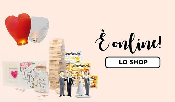 negozio per nozze low cost