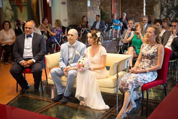 quanti devono essere i testimoni di nozze