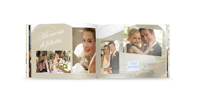 fotolibri online matrimonio: Cewe 28x 36