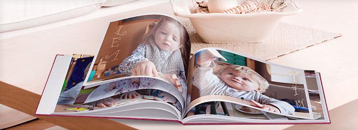 fotolibri online matrimonio: QuiFoto.it premium 40x30 cm copertina rigida 36 pagine