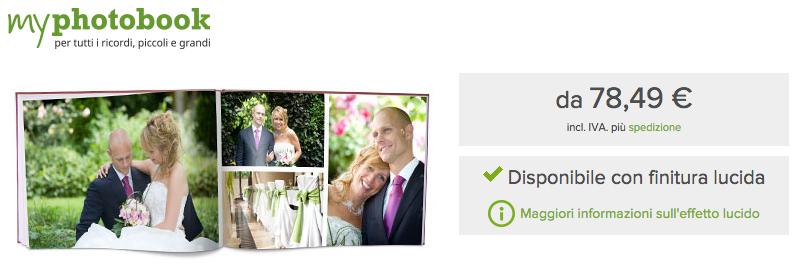 fotolibro online matrimonio myphotobook