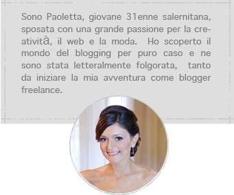 wedding blogger paoletta iannone