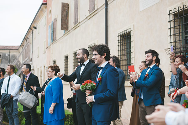 abito da cerimonia invitati