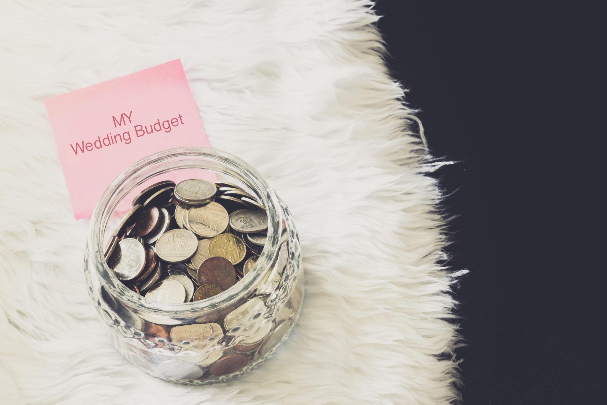 wedding budget: quanto costa un matrimonio economico