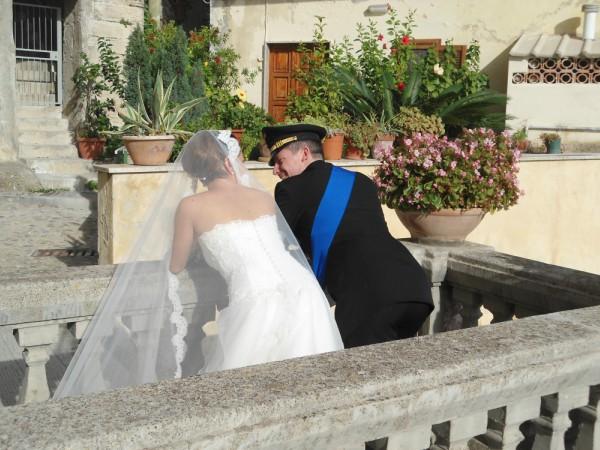 alessandro e valentina sposi in Calabria