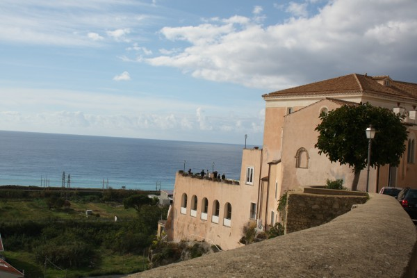 location matrimonio in uniforme: il Palazzo delle Clarisse, Amantea (CS). Ex convento di monache di clausura