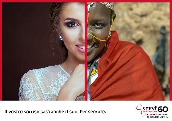 Bomboniere solidali matrimonio Amref