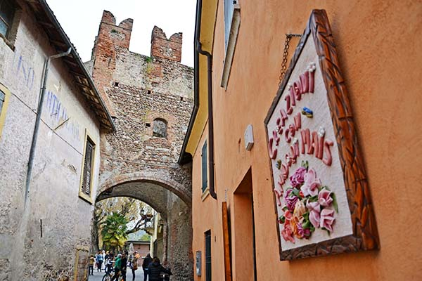 sposarsi sul Lago di Garda a Borghetto