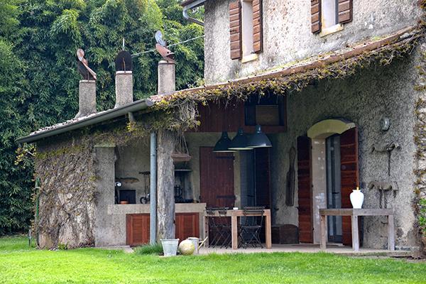sposarsi sul Lago di Garda: La finestra sul fiume
