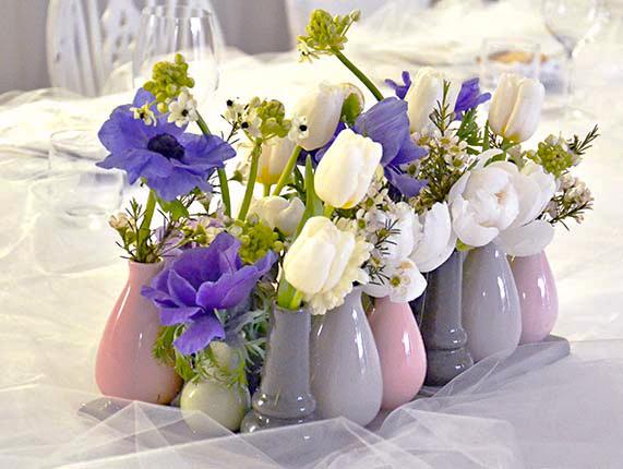 location per matrimoni sul Lago di Garda: allestimento floreale Eroma Agriturismo