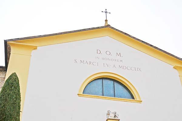 sposarsi in chiesa sul Lago di Garda a Borghetto