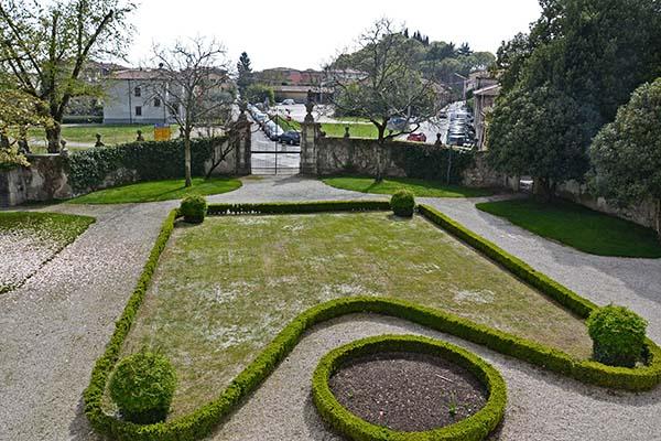 ville per matrimoni lago di garda: giardino Villa Sigurtà