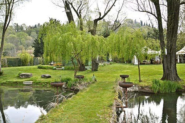 matrimoni sul Lago di Garda a La finestra sul fiume