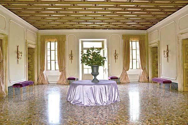 ville per matrimoni lago di garda: salone eventi Villa Sigurtà