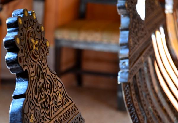 sedute del Castelleto del Parco Giardino Sigurtà, luogo dove si realizzano matrimoni civili