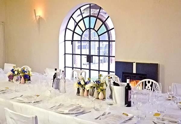 location per matrimoni sul Lago di Garda: ricevimento km 0 Eroma Agriturismo