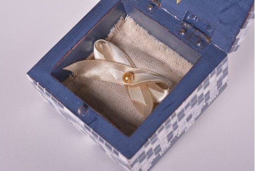 scatola portafedi