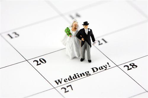 data di nozze
