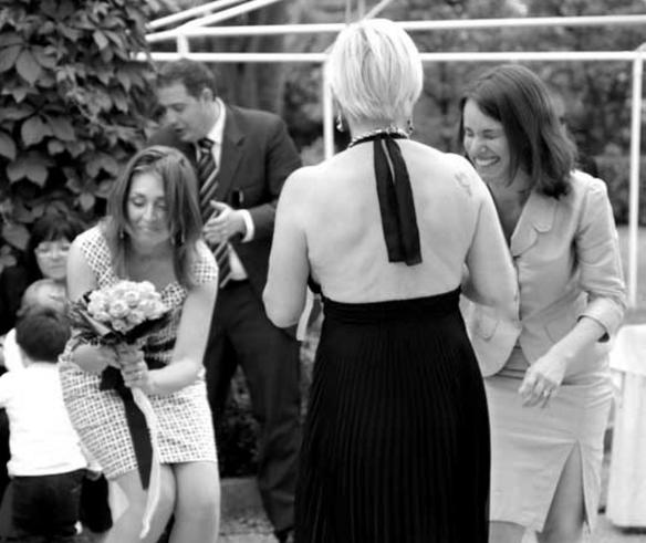 galateo invitati a un matrimonio