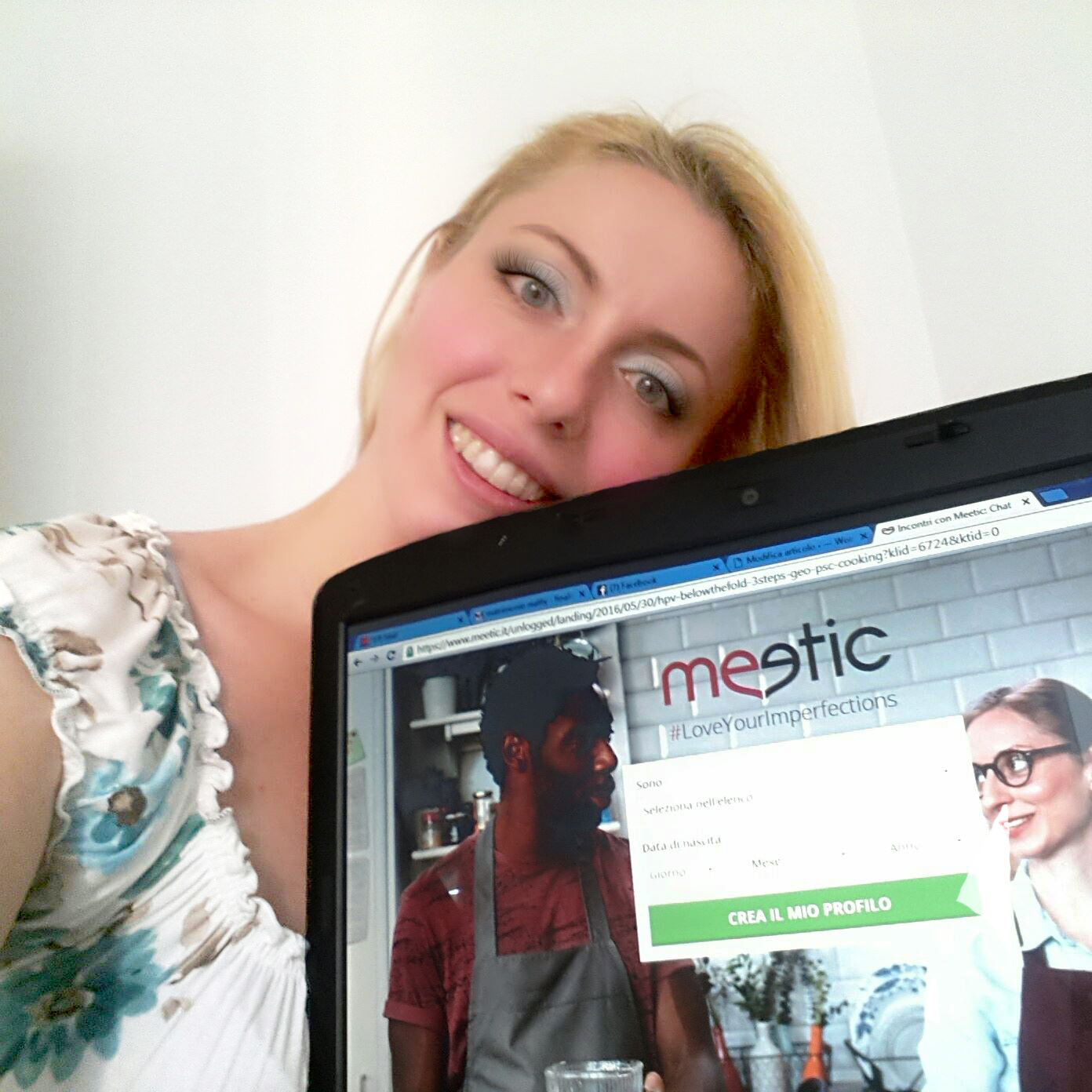 amore sul web meetic