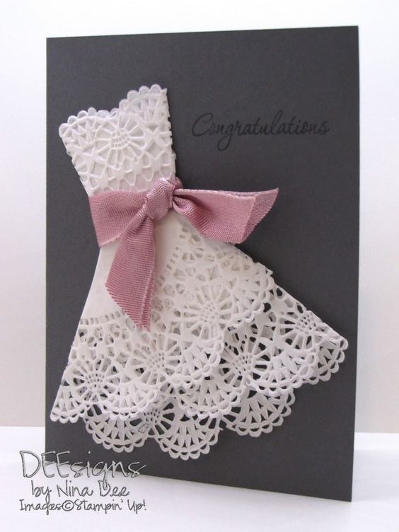 centrini di carta per decorare partecipazioni matrimonio