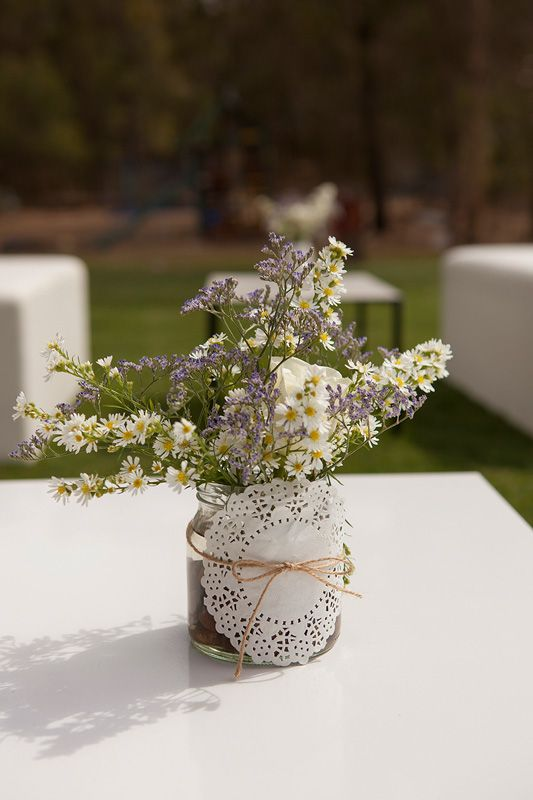 decorazione vintage vaso fiori