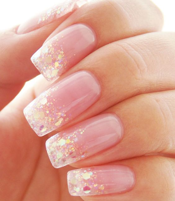 Molto Unghie in gel: 32 nail art sposa favolose | SR wedding blog UR14