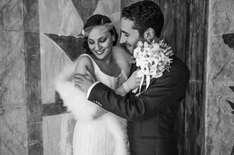Matrimonio a tema anni  20  Il Grande Gatsby  2e0a2ca6226