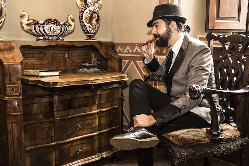dress code invitati uomini matrimonio a tema Grande Gatsby