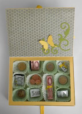 scatola porta soldi sposi
