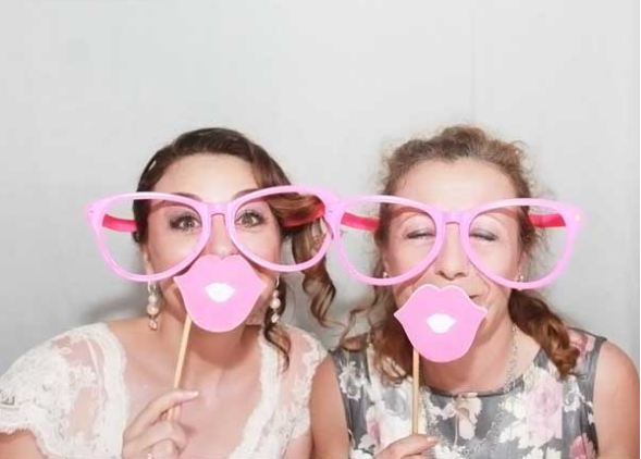 photo booth props fai da te da stampare gratis