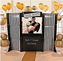stand photo booth