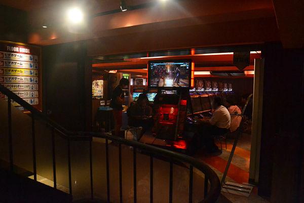 sala videogiochi quartiere di Akihabara a Tokyo