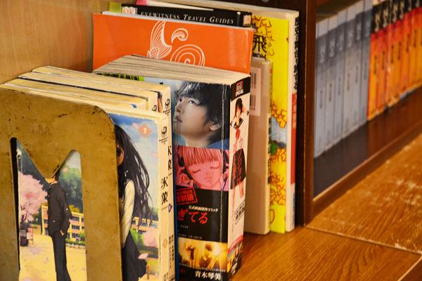 letture giapponesi al riokan Honjin Hiranoya Annex di Takayama