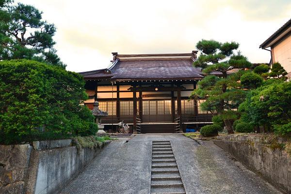 Viaggio di nozze in Giappone: Takayama