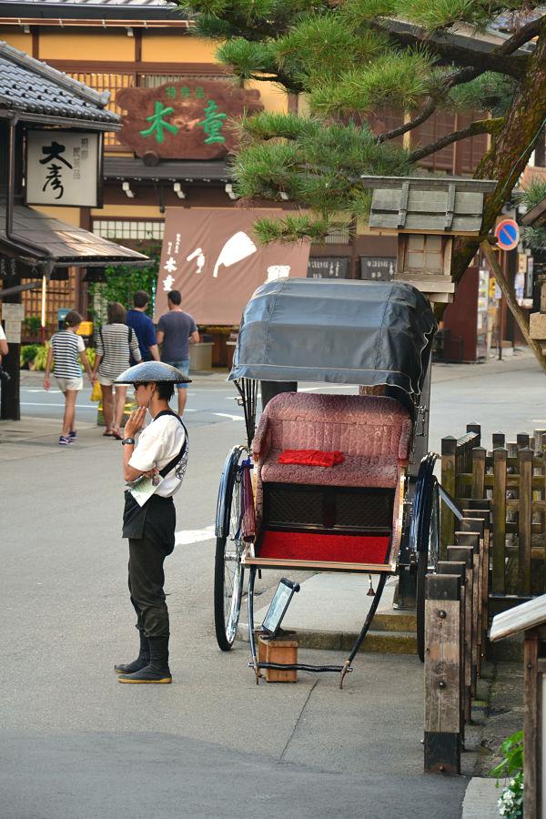 risciò a Takayama