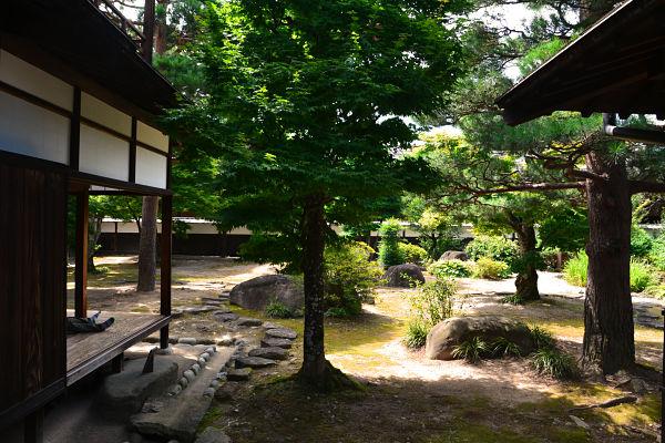 giardini di Takayama Jinya