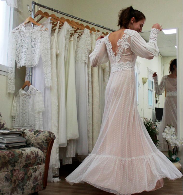 f59cd1d5fb18 Outlet abiti da sposa in Italia  Eccoli tutti ...