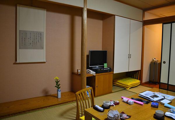 camera riokan Honjin Hiranoya Annex di Takayama
