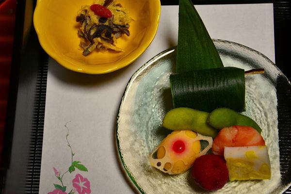 cena in ryokan a Takayama