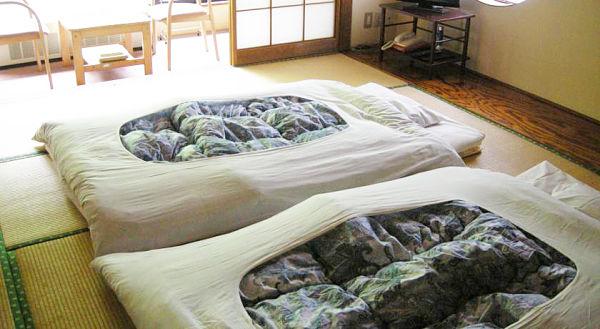 futon Honjin Hiranoya Annex Takayama