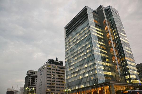 Ginza, il quartiere di Tokyo della moda e dello shopping